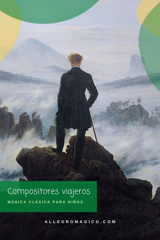 Compositores viajeros: 7 compositores que se fueron a vivir a otros países.