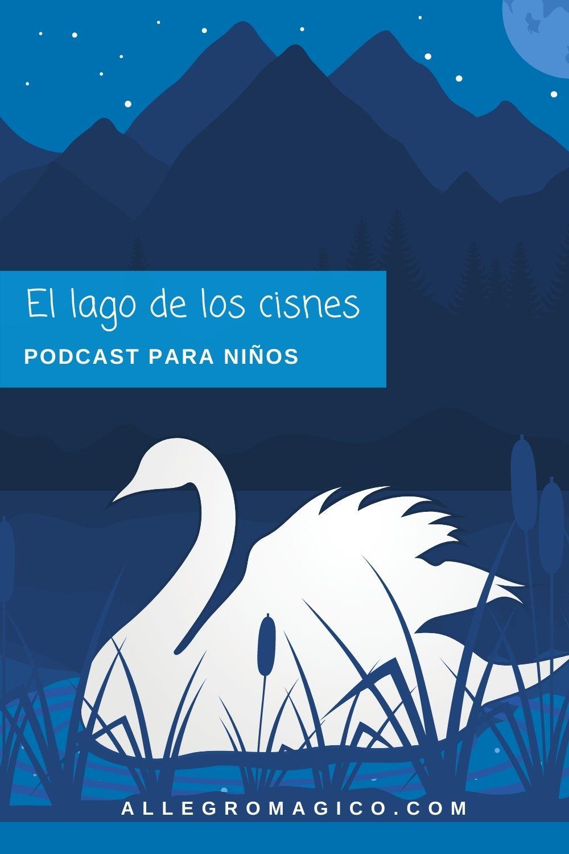 El lago de los cisnes para niños