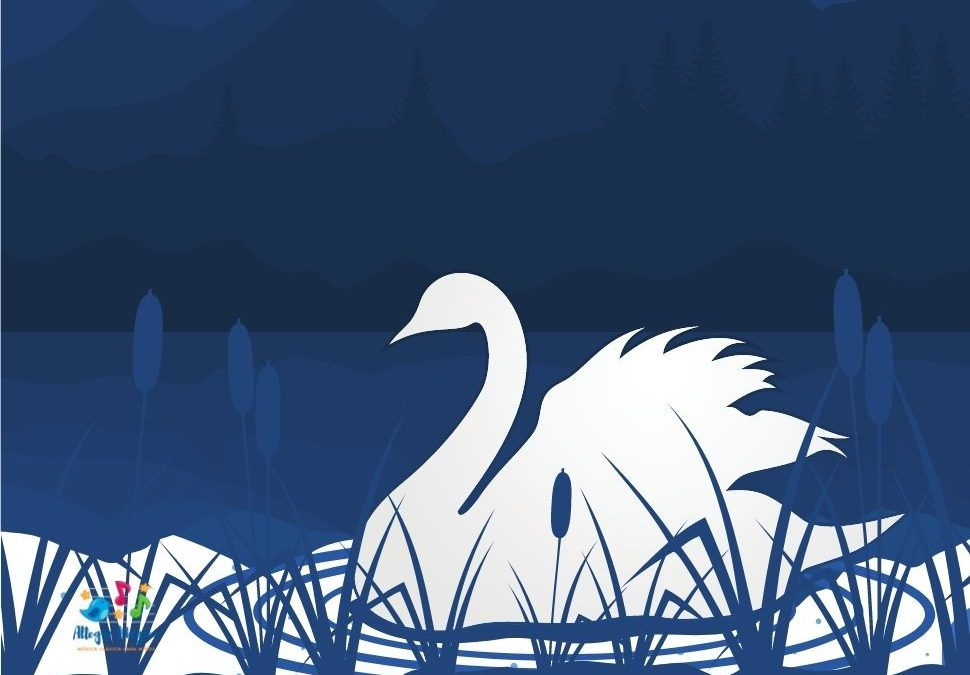 «El Lago de los Cisnes» de Tchaikovsky