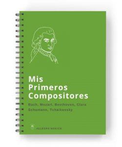 Biografías de compositores para niños